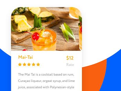 E Commerce App - Product Information inspiration minimal 2019 trend flat app design ux ui description rating product info product page order management ecommerce app ecommerce