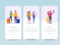 Travel-app-design