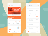 Shipping Mobile App (Exploration)