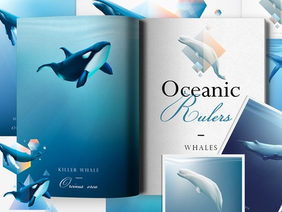 Oceanic Rulers: Whales collection