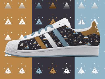 Xmas Bundle- seamless patterns christmas trees pine tree seamless patterns print black white blue gold pantone vector christmas xmas