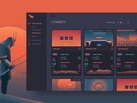Webmaster.Ninja Website Portfolio Overview