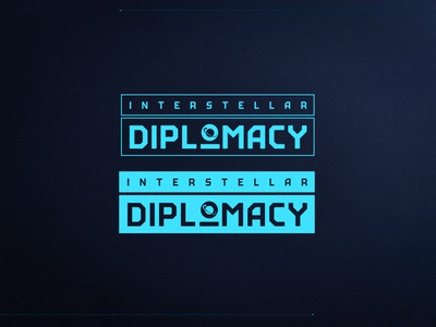 Interstellar Diplomacy Logo