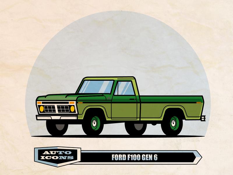 Ford F100 Gen6