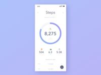 Step Tracking App