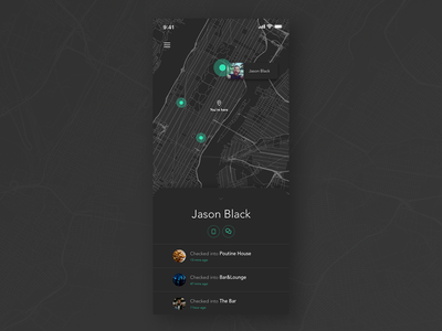 Location Tracker finder location tracker location app 020 dailyui020 daily 100 challenge software app dailyuichallenge daily challange dailyui ux design ui