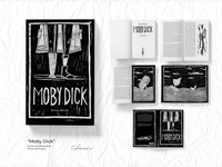 Moby Dick | Illustration Tribute
