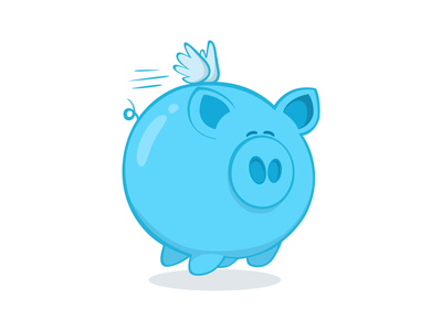 Piggy  piggy illustration character design