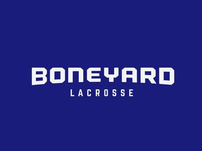 boneyard lacrosse
