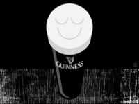 Saint Patrick's Day illustration for Instagram Vectober 2018
