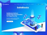 SafeBlocks website