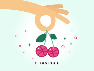 2 invites invites