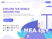 Nearbypeople Dribbble