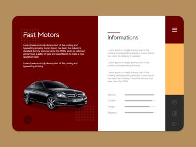 Interface Fast Motors