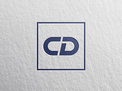 Clear Design - Logo logo icon design logotype icon strong logo mark logo design personal brand brand identity design smart logo clear logo minimal clear design navy logo blue logo monogram lettermark branding brand identity brand design