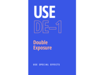 USE DE-1 Double Exposure