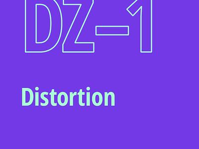 USE DZ-1 Distortion 2014 2013 splash app use