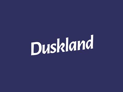 Duskland startup hardware dj logotype