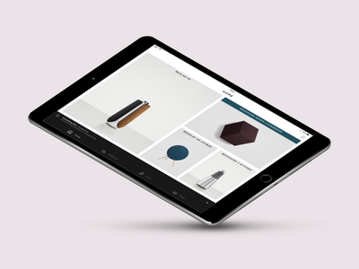 Bang & Olufsen app 1.5 iPad multiroom lifestyle luxury visual audio speaker music player design ui app bangolufsen