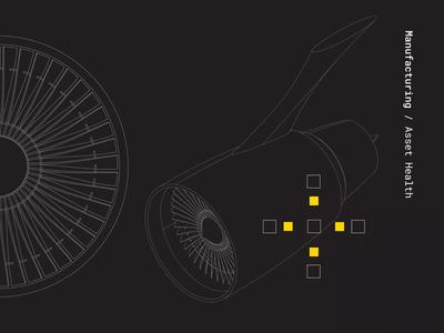 Industry Applications rebrand vector illustration branding artificial intelligence animation