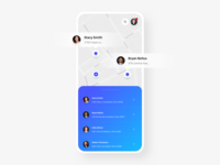 Find My Friends App Design