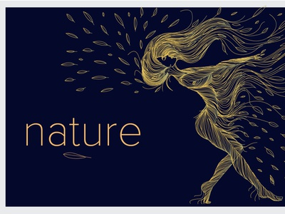 Nature 05555 animation ui web illustration environment branding vector design typography ux