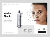 Montale concept product page