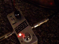 Dirty Boost Guitar Pedal