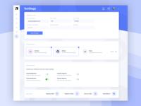 DailyUI #5 - User Settings Desktop Application