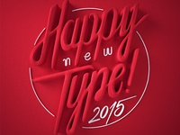 Happy New Type 2015