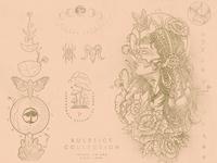 Eric Waetzig Meandgonzo Graphic Illustration Design Cadence