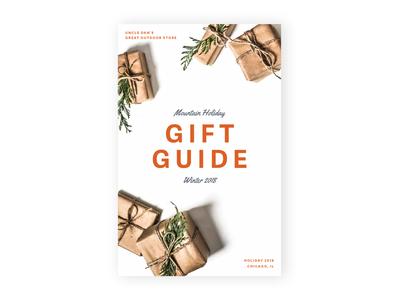 Uncle Dan's Gift Guide