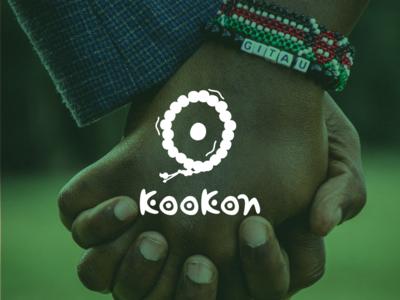 Kookon african american love traditional traditiona bond image logo design logo community bracelet fashion africa