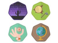 Travel Badges
