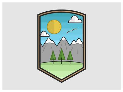scenic Badge