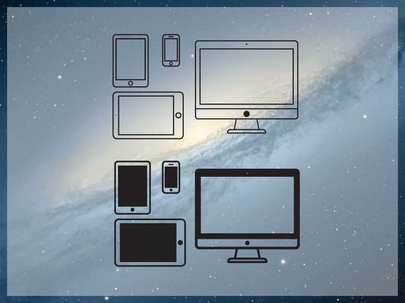Apple Product Icons free freebie icons apple iphone ipad imac download