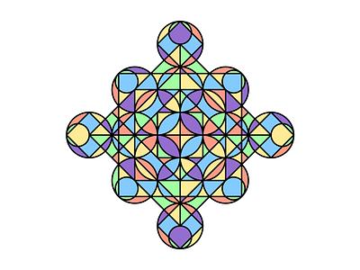 geometricS shapes colourful colorful illustration geometric geometry