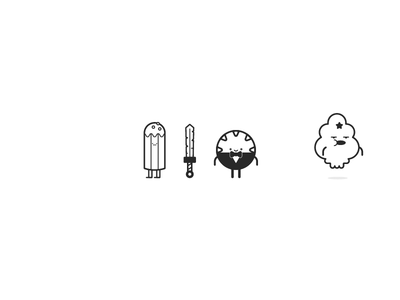Weekly Icons - Adventure Time