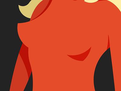 Vanity vanity tangoed youve been tangoed orange lady female form derp