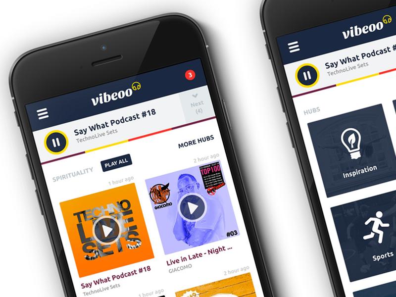 Vibeoo mobile