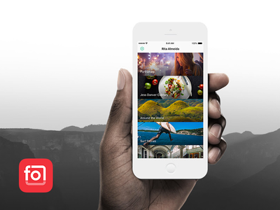 Format Galleries App for iOS