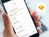 Debts App (concept)