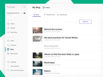 A new Format.com (Blog)