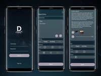 UI Challenge - Dream App