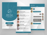 EZO Chat App