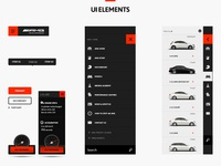 Mercedes-AMG.co.za - UI Elements