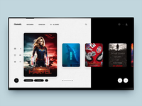 Cinema On Demand Concept