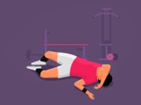 Workout Fail - Gym Life