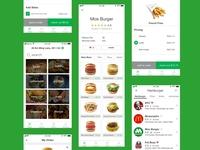Grabfood App Redesign