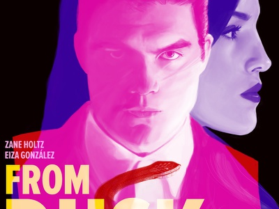 From Dusk Till Dawn - Season 2 poster illustration tv fdtd from dusk till dawn
